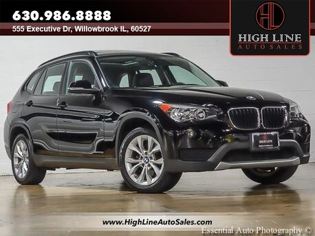 2014_BMW_X1_xDrive28i_ Willowbrook IL