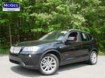2014 BMW X3 AWD 4dr xDrive35i