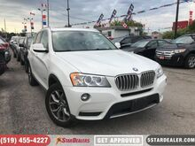 2014_BMW_X3_xDrive28i   LEATHER   PANO ROOF   CAM_ London ON
