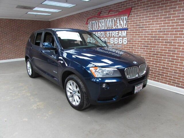 2014 BMW X3 xDrive28i Navigation Carol Stream IL