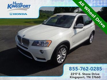 2014 BMW X3 xDrive28i Charleston SC