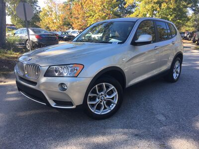 2014_BMW_X3_xDrive35i_ Charleston SC