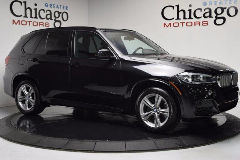 2014_BMW_X5 xDrive 50i $77,375 M Sport Package_Rear View Camera~Exec Package~Rear View Camera_ Chicago IL