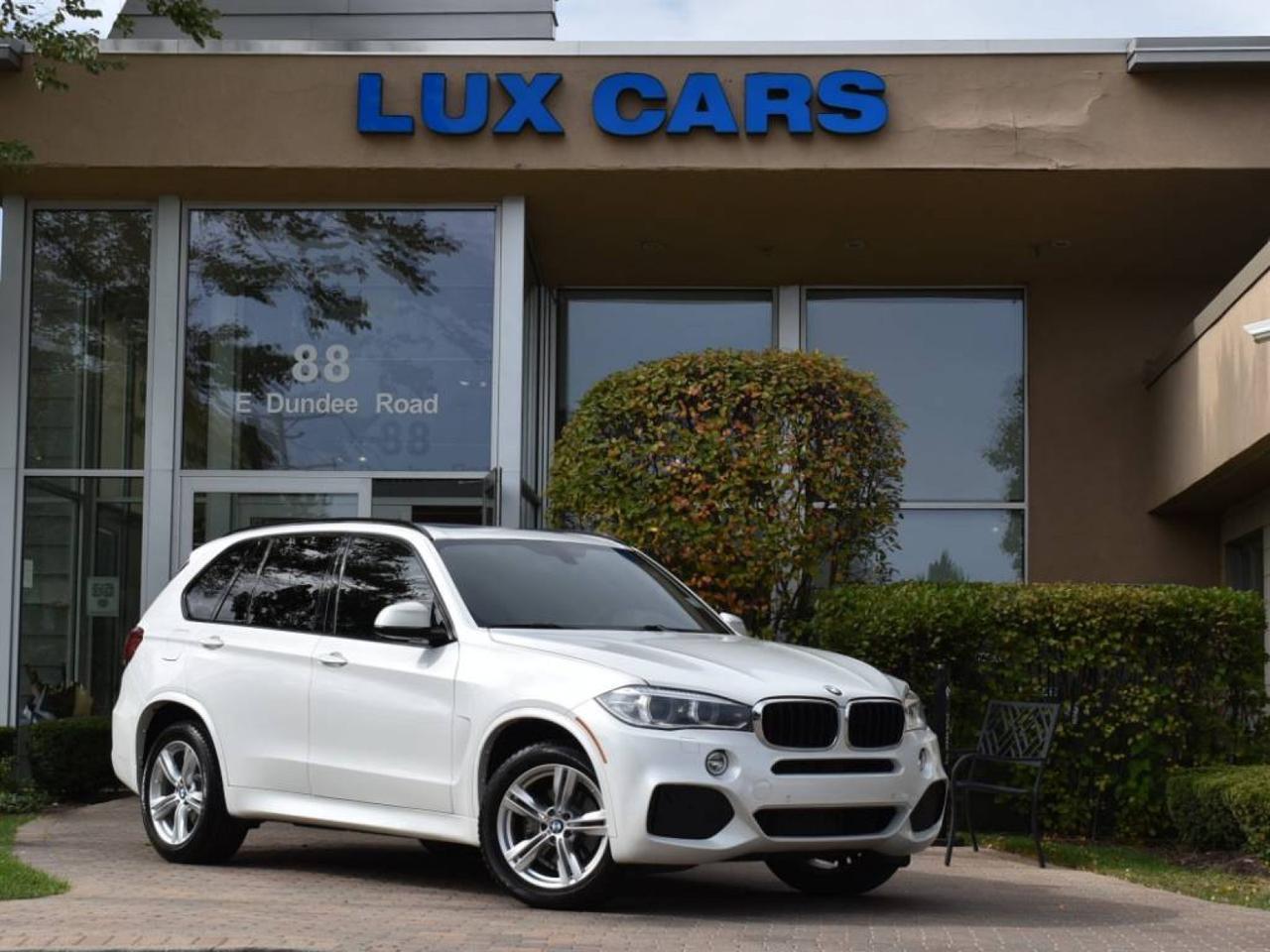 2014 BMW X5 xDrive35i M-Sport Panoroof Nav AWD $69,150 Buffalo Grove IL