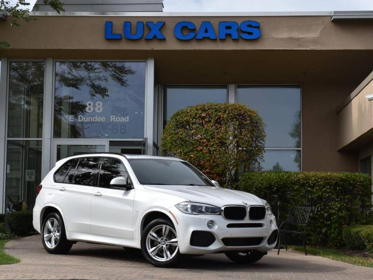 2014_BMW_X5_xDrive35i M-Sport Panoroof Nav AWD $69,150_ Buffalo Grove IL