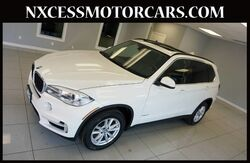 2014_BMW_X5_xDrive35i NAVIGATION BACK-UP CAM PANO-ROOF._ Houston TX
