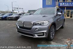 2014_BMW_X5_xDrive50i / AWD / Sport Pkg / 4.4L Twin Turbo V8 / Power & Heated Leather Seats / Panoramic Sunroof / Navigation / Harman Kardon Speakers / Heads Up Display / Keyless Entry & Start / Back Up Camera / Tow Pkg_ Anchorage AK