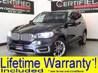 BMW X5 xDrive50i DRIVER ASSIST PLUS PKG HEADS UP DISPLAY FRONTAL COLLISION WARNING NAVIGATIO 2014