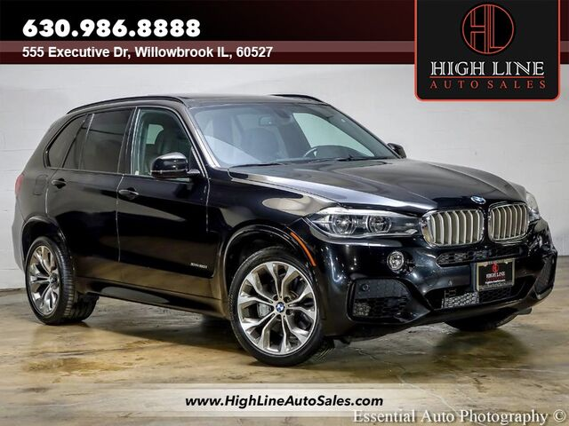 2014 BMW X5 xDrive50i Willowbrook IL