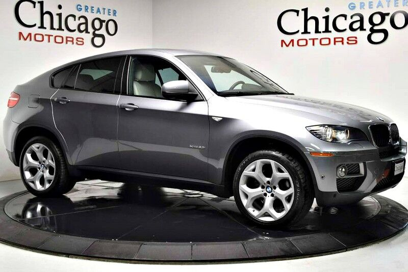 2014_BMW_X6 xDrive 35i 1 Owner Carfax Cer_$71,525 msrp~ Sport Pack~Tech~Still Under Warranty 1/17/2018_ Chicago IL