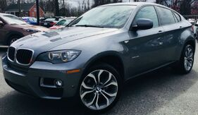 2014_BMW_X6_xDrive35i_ Charlotte and Monroe NC