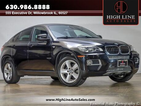 2014_BMW_X6_xDrive35i_ Willowbrook IL