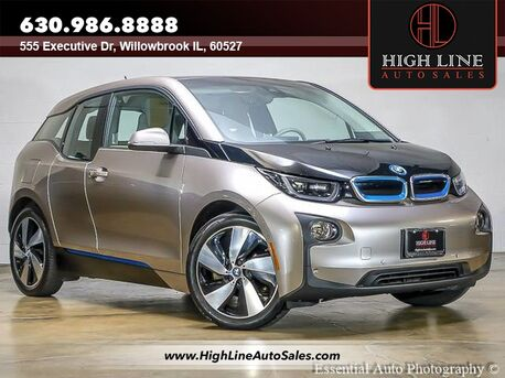 2014_BMW_i3__ Willowbrook IL