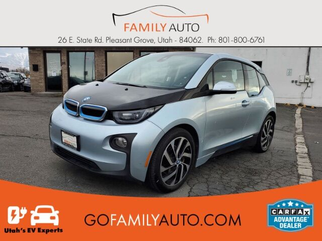 2014 BMW i3 Base w/Range Extender Pleasant Grove UT