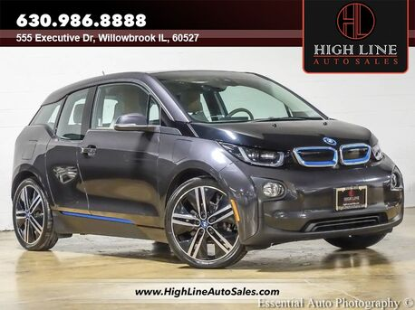 2014_BMW_i3 w/Range Extender__ Willowbrook IL
