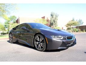 BMW i8 Coupe 2D 2014