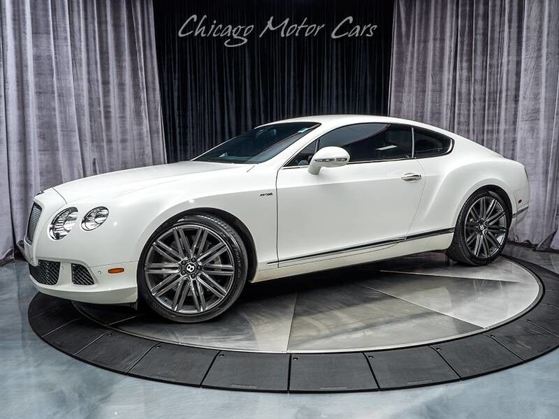 2014_Bentley_Continental GT_Speed Coupe_ Chicago IL