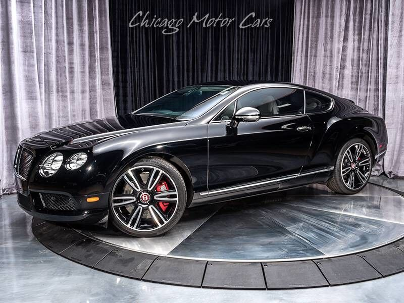 2014_Bentley_Continental GT V8 Mulliner_Coupe_ Chicago IL