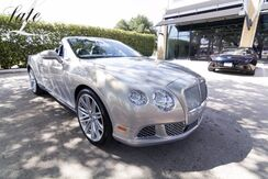 2014 Bentley Continental GTC Speed  Austin TX