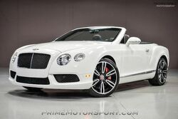 Bentley Continental GTC V8 Mulliner 2014