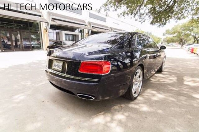2014 Bentley Flying Spur Mulliner Edition  Austin TX