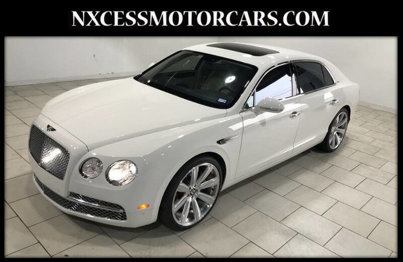 vehicle details 2014 bentley flying spur at nxcess motorcars houston nxcess motorcars. Black Bedroom Furniture Sets. Home Design Ideas