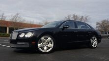 Bentley Flying Spur W12 / 8-SPD / AWD / NAV / MULLINER DRIVING SPEC 2014