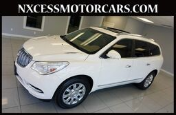 Buick Enclave LEATHER ROOF 3RD ROW SEAT BSM CLEAN CARFAX. 2014