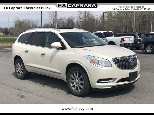 2014 Buick Enclave Leather Group Watertown NY