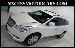 Buick Enclave Premium DVD ENT SYS NAVIGATION COOLED/HEATED SEATS 1-OWNER. 2014