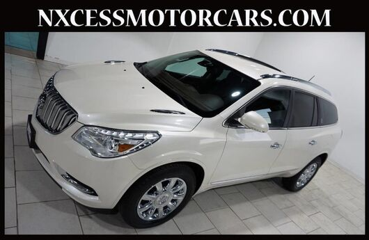 2014 Buick Enclave Premium DVD ENT SYS NAVIGATION COOLED/HEATED SEATS 1-OWNER. Houston TX