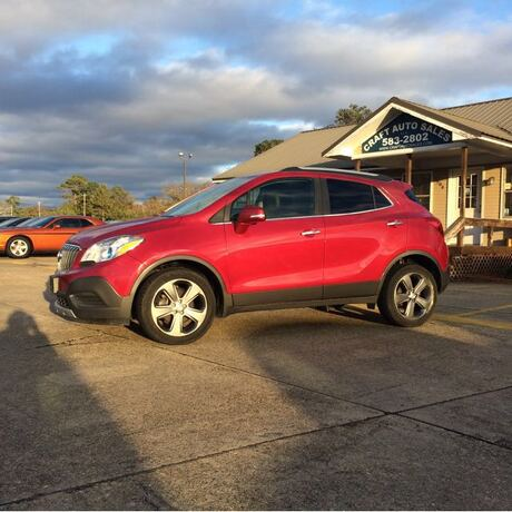 2014 Buick Encore Base FWD Hattiesburg MS