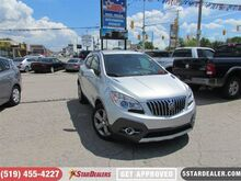 2014_Buick_Encore_LEATHER   CAM   ONE OWNER_ London ON