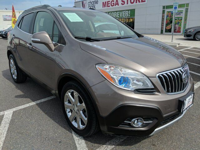 2014 Buick Encore Leather Harlingen TX
