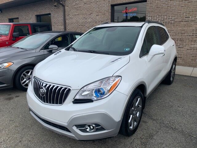 2014 Buick Encore Leather North Versailles PA