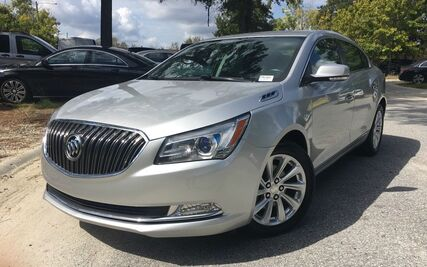 2014_Buick_LaCrosse_Leather_ Charleston SC