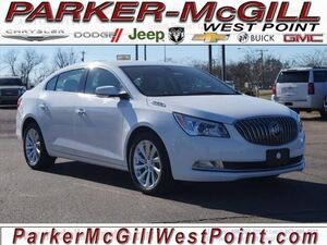 Buick LaCrosse Leather Group 2014