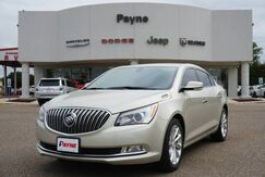 2014_Buick_LaCrosse_Leather_ Weslaco TX