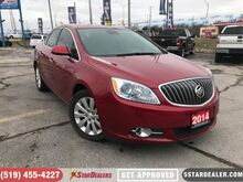 2014_Buick_Verano_LEATHER   SAT RADIO_ London ON