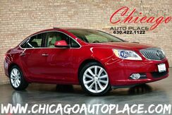 2014_Buick_Verano_Leather Group - ECOTEC 2.4L 4-CYL ENGINE FRONT WHEEL DRIVE NAVIGATION BACKUP CAMERA BOSE AUDIO SUNROOF BEIGE LEATHER HEATED SEATS + STEERING WHEEL_ Bensenville IL