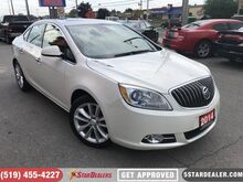 2014_Buick_Verano_Leather   NAV   ROOF   HEATED SEATS_ London ON