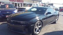2014_CHEVROLET_CAMARO_LT RS, AUTOCHECK CERTIFIED, 6 SPEED MANUAL, REAR SPOILER, PREMIUM 20