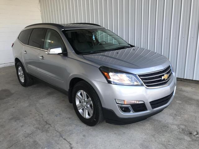 2014 CHEVROLET TRAVERSE  Meridian MS