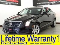 Cadillac ATS 2.0T LUXURY AWD NAVIGATION SUNROOF LEATHER SEATS REAR CAMERA PARK ASSIST 2014