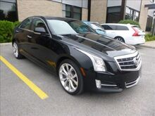 2014_Cadillac_ATS_3.6L Performance   NAV   LEATHER   ROOF   CAM_ London ON