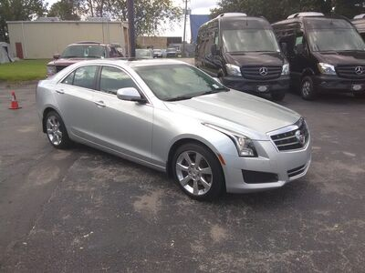 2014_Cadillac_ATS_Luxury AWD_ Charleston SC