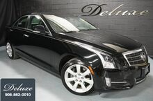 2014_Cadillac_ATS_Performance AWD, Navigation System, Rear-View Camera, Bose Surround Sound, Bluetooth Streaming Audio, Heated Leather Seats, Power Sunroof, 18-Inch Alloy Wheels,_ Linden NJ