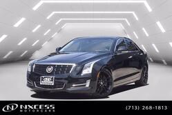 Cadillac ATS Premium Roof Leather Navigation Backup Camera.! 2014