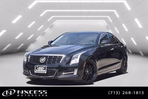 2014 Cadillac ATS Premium Roof Leather Navigation Backup Camera.! Houston TX