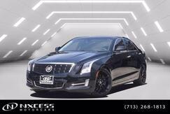 2014_Cadillac_ATS_Premium Roof Leather Navigation Backup Camera Low Miles!_ Houston TX